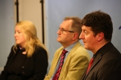 v.l.n.r. Liane Bednarz, Andreas Püttmann, Thomas Schührer