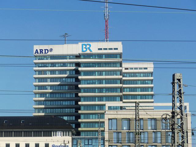 Bayerischer Rundfunk München, Foto: blu-news.org / Flickr.com / CC BY-SA 2.0