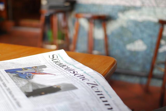 Süddeutsche Zeitung, Foto: angermann / Flickr.com / CC BY SA 2.0